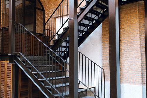 fabrication d'escaliers en bois